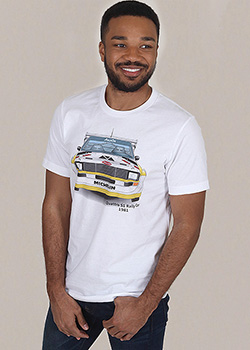 quattro S1 Rally Tee - Men's Thumbnail