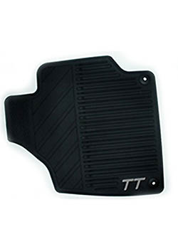 All-Weather Floor Mats (Front) - TT Thumbnail