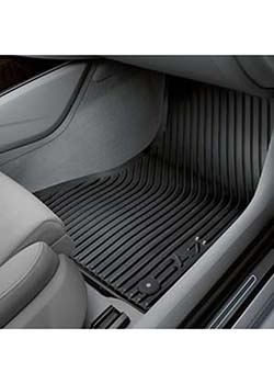 All-Weather Floor Mats (Front) - A7 Thumbnail