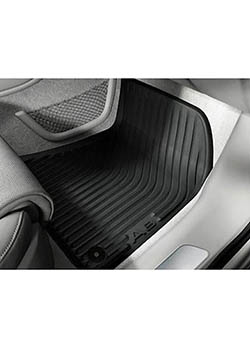 All-Weather Floor Mats (Front) - A8 Thumbnail