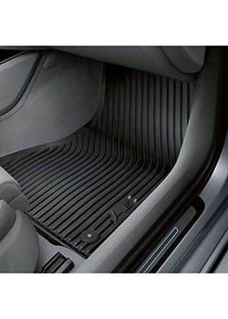 All-Weather Floor Mats (Front) - A6 Thumbnail