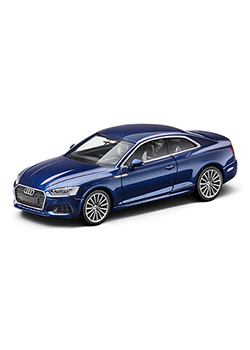 Audi A5 Coupe 1:87 Scale Model Thumbnail