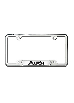 License Plate Frame - Polished Thumbnail