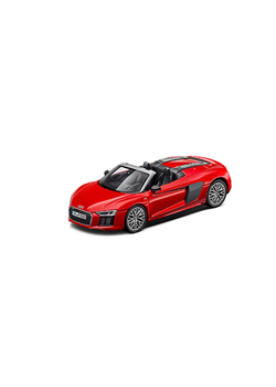 Audi R8 Coupe 1:43 Scale Model Thumbnail