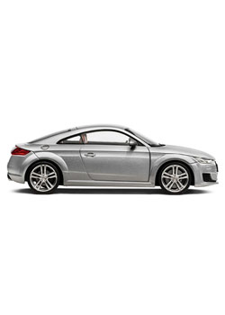 TT Coupe 1:18 Scale Model
