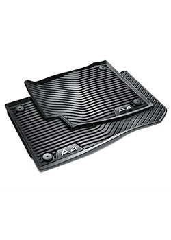 All-weather floor mats (front) - A4 Thumbnail