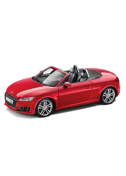 Audi TT Roadster 1:18 Scale Model Thumbnail