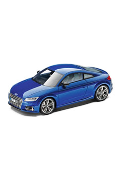 Audi TTS Coupe 1:43 Scale Model Thumbnail