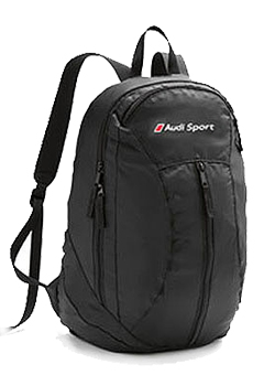 Audi Sport Packable Backpack Thumbnail