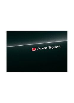 Audi Sport Sticker Set Thumbnail