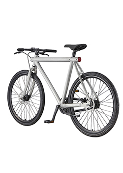 Vanmoof D Series Bike - Gray