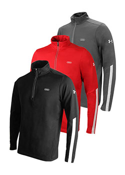 Under Armour 1/4 Zip Pullover - Mens