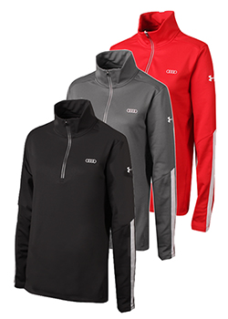 Under Armour 1/4 Zip Pullover - Ladies Thumbnail