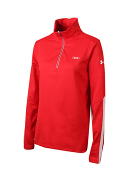 Under Armour 1/4 Zip Pullover - Ladies