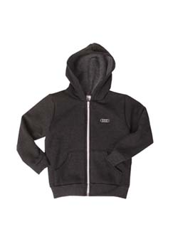Full Zip Hood - Toddler
