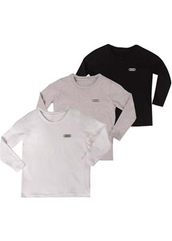 4 Rings Long Sleeve T-Shirt - Toddler Thumbnail