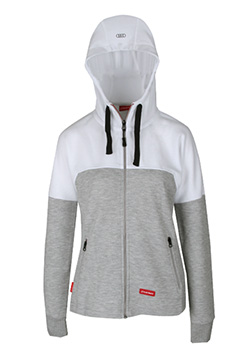 Audi Sport Hooded Sweatshirt - Ladies Thumbnail