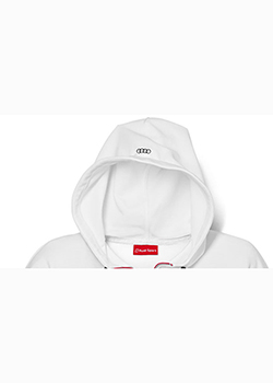 Audi Sport Hooded Sweatshirt - Ladies