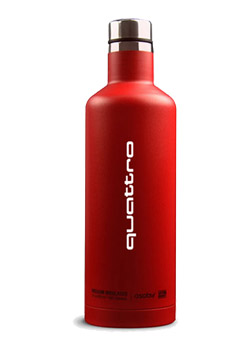 Asobu Times Square Travel Bottle - Red Thumbnail