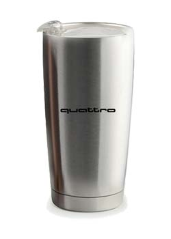 The Gladiator Tumbler - Silver