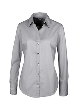 Calvin Klein Stretch Woven Shirt - Ladies Thumbnail