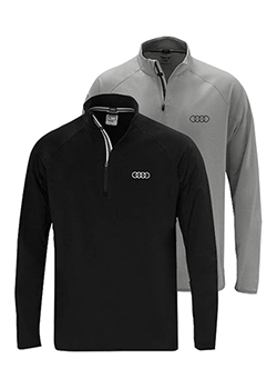 Metro Quarter Zip - Mens Thumbnail
