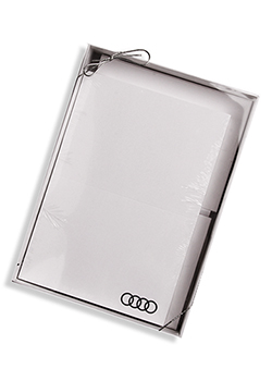 Audi Notecards (Pack of 50)