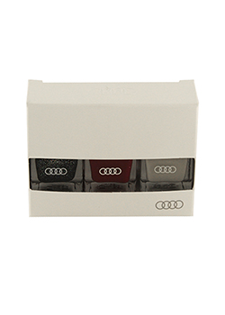 Audi Nail Lacquer Set - Night Thumbnail