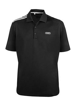 adidas 3-Stripes Shoulder Polo Thumbnail