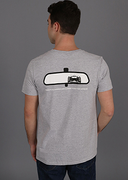 Objects in Mirror T-Shirt
