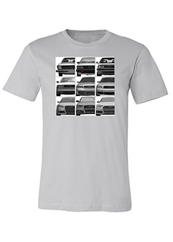 Audi B Evolution T-Shirt Thumbnail