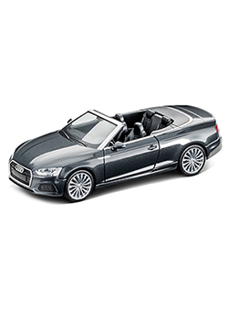 A5 Convertible 1 87 Scale Model