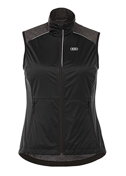 Nasak Hybrid Softshell Vest - Ladies Thumbnail