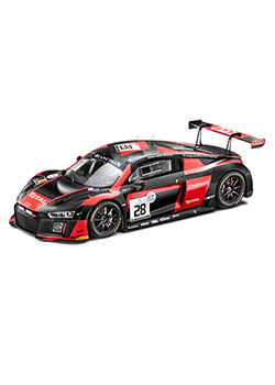 2017 Audi R8 LMS 1:18 Scale Model Thumbnail
