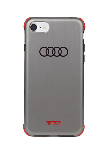 TUMI Metallic Protection Case for iPhone 7/Plus Image
