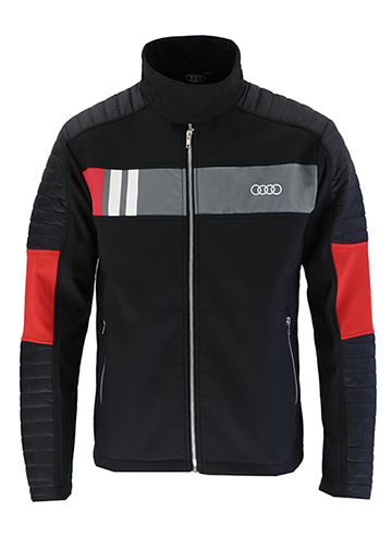 Audi Collection Drifter Hybrid Jacket Mens - Audi collection