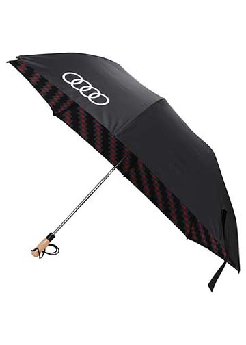 Carbon Fiber Pattern Umbrella Image
