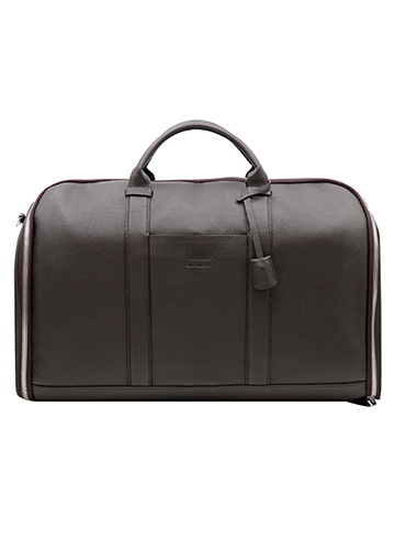 SuitSupply for Audi collection - Brown Holdall Suit Carrier Image