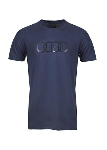 4 Rings T-Shirt- Mens Image
