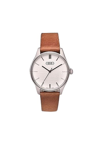 Leather band Watch - Ladies Image
