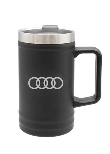 Schwarz 16oz Insulated Mug Image