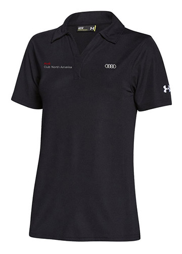 Audi Club Under Armour Performance Polo - Ladies Image