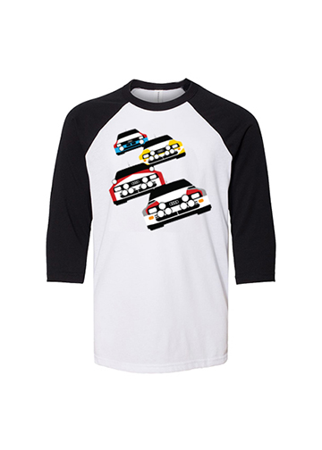 Rally Car T-Shirt - Youth Image
