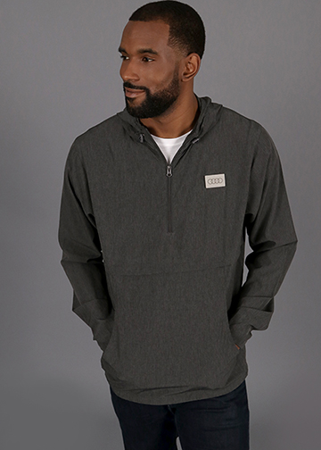 Pullover Stretch Anorak - Mens Image