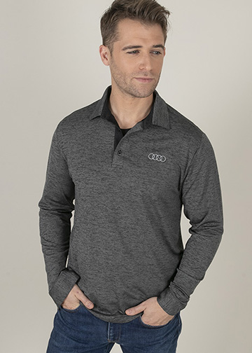 Under Armour Long Sleeve Polo - Men's Image
