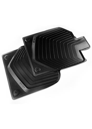 All-Weather Floor Mats (Front) - R8 Image