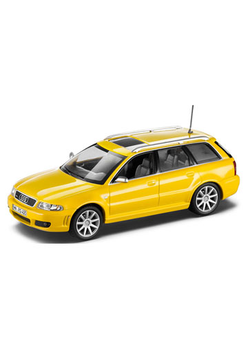 Audi RS4 Avant B5 1:43 Scale Model Image