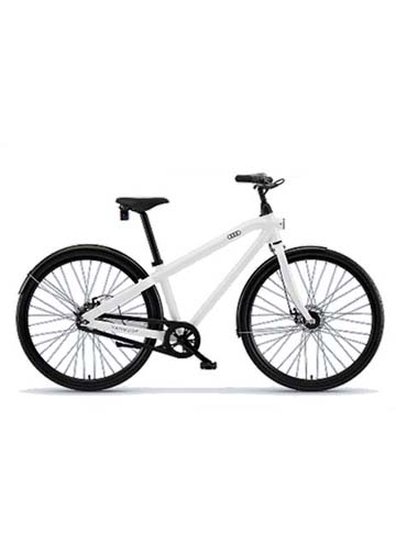 Vanmoof B Series Bike - White Image