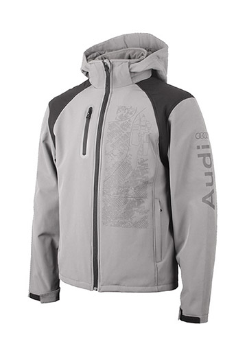 Ingolstadt, Germany Hooded Jacket Image