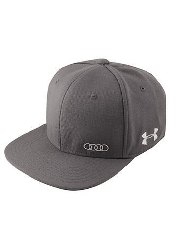 Under Armour Flat Bill Cap Image